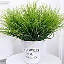 Χαμηλού Κόστους Βάζα & Καλάθι-Ψεύτικα λουλούδια 10 Κλαδί Κλασσικό Ποιμενικό Στυλ Φυτά Λουλούδι για Τραπέζι