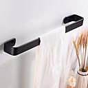 baratos Toalheiros-Barra para Toalha Criativo Fun & Whimsical Alumínio 1pç - Banheiro / Banho do hotel Montagem de Parede