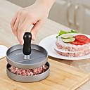 olcso Hús eszközök-Rozsdamentes sütőformát Eszközök Konyhai eszközök Hamburger 1db