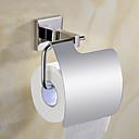 ราคาถูก ก๊อกน้ำห้องครัว-ที่แขวนกระดาษชำระ ดีไซน์มาใหม่ / Creative ร่วมสมัย / แบบดั้งเดิม Metal 1pc - ห้องน้ำ ติดผนัง
