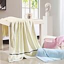 billige Badehåndkle-Overlegen kvalitet Badehåndkle, Ensfarget Ren bomull 1 pcs