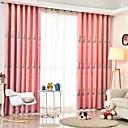 זול וילונות חלון-קאנטרי פרטיות פאנל אחד וִילוֹן חדר שינה   Curtains
