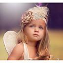billiga Barn Huvudbonader-Småbarn Flickor Grundläggande / Ljuv Daisy Blommig / Fågel Blomstil Spets Håraccessoarer Rodnande Rosa En Storlek