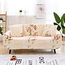 baratos Cobertura de Sofa-slipcover para sofá elástico impresso - 1 peça de poliéster elástico spandex capas para sofá- protetor de móveis slipcover com sofá