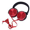 baratos Fones de ouvido intra-auriculares e over-ear-LITBest xb-450 Fone de ouvido Com Fio Viagens e Entretenimento Estéreo Isolamento de ruído Com Microfone