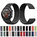 ราคาถูก วง Smartwatch-สายนาฬิกา สำหรับ Huawei Watch GT / Watch 2 Pro Huawei สายยางสำหรับเส้นกีฬา ไนลอน สายห้อยข้อมือ