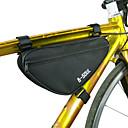 ราคาถูก ผมต่อแท้-B-SOUL 1.8 L กระเป๋าใส่โครงจักรยาน กระเป๋ากรอบรูปสามเหลี่ยม Portable ทนทาน Bike Bag Terylene Bicycle Bag Cycle Bag ปั่นจักรยาน จักรยานใช้บนถนน จักรยานปีนเขา กลางแจ้ง