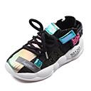 זול זכרון-בנים נוחות Flyknit נעלי אתלטיקה ילדים קטנים (4-7) / ילדים גדולים (7 שנים +) ריצה / הליכה לבן / סגול אביב / סתיו / גומי