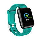 ราคาถูก Smartwatches-d13 smart watch bt ติดตามการออกกำลังกายสนับสนุนแจ้งเตือน / h eart rate monitor กีฬา s mart w atch เข้ากันได้กับ iphone / samsung / android โทรศัพท์