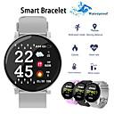 Χαμηλού Κόστους Έξυπνα Ρολόγια-w8s έξυπνο ρολόι bt fitness tracker υποστήριξη ειδοποίηση / καρδιακός ρυθμός παρακολούθηση σπορ smartwatch συμβατό με τα τηλέφωνα samsung / iphone / android