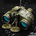 ราคาถูก กล้องส่องทางไกล กล้องดูดาว และกล้องโทรทัศน์-Boshile 10 X 50 mm กล้องส่องทางไกล เลนส์ Waterproof สามารถปรับได้ มุมมองกลางคืน การเคลือบหลายชนิดอย่างสมบูรณ์ ม BaK4 การล่าสัตว์ การตกปลา การปีนหน้าผา ยางธรรมชาติ / การดูนก / การเฝ้าดูสัตว์ป่า
