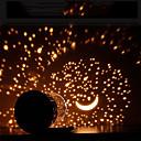 זול אוהד-1pc כדורי מקרן שמים אור לבן חם סוללות AA סוללה