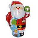 Χαμηλού Κόστους Μπαλόνι-Διακόσμηση Διακοπών Διακοπές & Χαιρετισμοί Χριστουγεννιάτικα στολίδια Διακοσμητικό Κόκκινο 1pc
