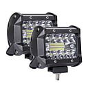 billige Bensinsystemer-1 stk 200w ledet 3 rader 4-tommers arbeidslys bar bar lampe for universal