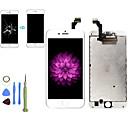 billige Taklamper-Mobiltelefon Reparasjon Verktøy Kit Nytt Design Skjermmontasje / Forlengelsesjern til skrutrekker Tilbehørssett / LCD-skjerm / Erstatningsredskap iPhone 6s Plus / 6 Plus