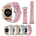 Χαμηλού Κόστους 3D κουρτίνες-flash ζώνη smartwatch για ρολόι μήλο σειρά 4/3/2/1 κλασικό λουράκι iwatch λουρί