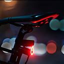 Χαμηλού Κόστους Καθρέφτες-LED Φώτα Ποδηλάτου Πίσω φως ποδηλάτου φώτα ασφαλείας Ποδηλασία Βουνού Ποδήλατο Ποδηλασία Αδιάβροχη Φορητά Προειδοποίηση Ανθεκτικό Επαναφορτιζόμενη Μπαταρία 600 lm Ενσωματωμένη μπαταρία Li-Battery USB