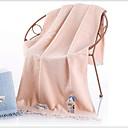 billige Badehåndkle-Overlegen kvalitet Badehåndkle, Ensfarget Ren bomull Baderom 1 pcs