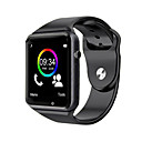 זול חלקים ואביזרים למדפסת תלת מימד-חכם שעון ספורט pedometer עם מצלמת sim smartwatch
