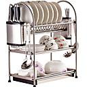 billige Stativer og holdere-1pc Kjøkkenutstyr Holdere Rustfritt stål Kreativ Kjøkken Gadget Originale kjøkkenredskap
