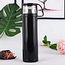 billiga Moderingar-Dryckes vakuum Cup Rostfritt stål Bärbar / värmelagrande Ledigt / vardag