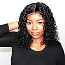 ราคาถูก ผมต่อแท้-วิกผมจริง 13x6 การปิด วิก บ๊อบตัดผม อสมมาตรตัดผม Deep Parting สไตล์ ผมเปรู ความหงิก ธรรมชาติ วิก 150% Hair Density ผมเด็ก เส้นผมธรรมชาติ วิกผมแอฟริกันอเมริกัน สำหรับผู้หญิงผิวดำ มีปุ่มปอกเปลือก