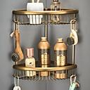זול מוטות למגבות-צדף לחדר האמבטיה יצירתי עכשווי פליז 1pc - חדר אמבטיה מותקן על הקיר