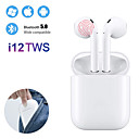 cheap TWS True Wireless Headphones-MINI i12 TWS True Wireless Earbuds Bluetooth 5.0 Earphone Touch Control Headphone 3D Surround Sound