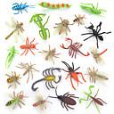 ราคาถูก ฟิกเกอร์รุปสัตว์-จอแสดงผลรุ่น Model Building Kits สัตว์ต่างๆ การจำลอง Insect พลาสติก พีวีซี 12 pcs Toy ของขวัญ