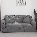 billige Sofa Trekk-Sofatrekk Romantik Garn Bleket Polyester / bomullsblanding slipcovere