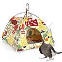זול אביזרים לציפורים-ציפור מוטות וסולמות ידידותי לחיות מחמד פוקוס צעצוע הרגשתי / צעצועים בד ציפור בד אוקספורד 17 cm
