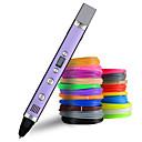 povoljno 3D printeri-myriwell 1.75mm abs / pla diy 3d olovka vodio zaslon, USB punjenje 3d tiskanje olovkom kreativni igračka dar za djecu dizajn