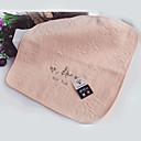 billige Vaskehåndklæ-Overlegen kvalitet Vaskehåndklæ, Blomstret Ren bomull Baderom 1 pcs