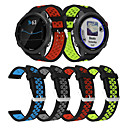 billige Vegglamper-sport silikon armbånd armbånd stropp watch band for garmin forerunner 245m / forerunner 645 / vivoactive 3 / vivomove hr smart klokke