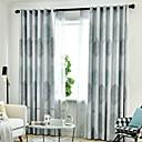 זול דלת חומרה & מנעולים-ארופאי Blackout פאנל אחד וִילוֹן סלון   Curtains