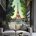 ราคาถูก สติกเกอร์ติดผนัง-วอลล์เปเปอร์ / ภาพจิตรกรรมฝาผนัง / ผ้าผนัง ผ้าใบ ครอบคลุมผนัง - กาวที่จำเป็น อาร์ต เดคโค / Tile / Landscape