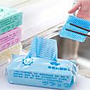 Χαμηλού Κόστους Είδη Καθαρισμού Κουζίνας-Κουζίνα Είδη καθαριότητας Μη Υφαντό Ύφασμα Βούρτσα & Πανί Καθαρισμού Πολλαπλών Λειτουργιών 1pack