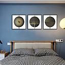Χαμηλού Κόστους Εκτυπώσεις σε Κορνίζα-Εκτύπωση Τέχνης σε Κορνίζα Σετ σε Κορνίζα - Άνθινο / Βοτανικό Πολυστυρένιο Φωτογραφία Wall Art