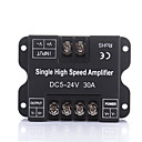 povoljno 3D printeri-dc5v 12v 24v 30a jednobojno LED pojačalo podataka signal repetitor 1ch 1 kanalno svjetlo pojačalo za bijelo LED traka svjetla