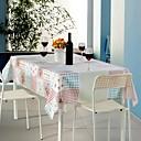 זול וילונות חלון-עכשווי קלסי סיבי פוליאסטר ריבוע כיסויי שולחן פרחוני מעוטר מדפיס ידידותי לסביבה עמיד לחום לוח קישוטים