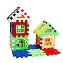 Χαμηλού Κόστους Αφρώδες μπλοκ-Τουβλάκια Lovely Παράξενα παιχνίδια Χειροποίητο Παιδιά Όλα 24 pcs