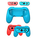 povoljno Nintendo DS oprema-1 par abs džojstik rukohvat džojstik stalak držač za nintendo prekidač lijevo desno za radost-con joycon za ns kontroler