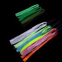 billige Neglelakk og gellakk-6 pcs Fiskesnører Fluebindingsmaterialer Nylon Fiber Nattsyn Søfisking Fluefisking Ferskvannsfiskere / Lokke Fiske / Generelt fisking