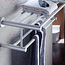 זול מדפי מקלחת-צדף לחדר האמבטיה יצירתי / רב שימושי עכשווי אלומיניום 1pc מותקן על הקיר