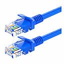 Χαμηλού Κόστους Καλώδιο Ethernet-RJ45 Καλώδιο, RJ45 να RJ45 Καλώδιο Αρσενικό - Αρσενικό 1.0m (3ft) 1.0 Gbps