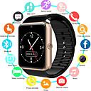 billige 3D gardiner-bs08 smart klokke klokke sim kort push meldingen bluetooth tilkobling android&smartphone smartwatch