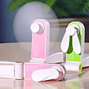 billige Vaser & Kurv-1pc usb mini lader lomme folding vifte bærbar håndholdt liten vifte kreative små apparater desktop fan