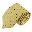 זול בגדי ריצה-עניבת צווארון - פסים עבודה בגדי ריקוד גברים