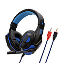 billige Smartbrytere-soyto sy830mv justerbar lengde hengsler 3,5mm surround stereo gaming headset hodetelefon hodetelefon med mikrofon for pc 3 farge for valg