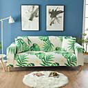 billige Sofa Trekk-Sofa deksel høyt strekker forlater trykte kombinatoriske myk elastisk polyester slipcovers